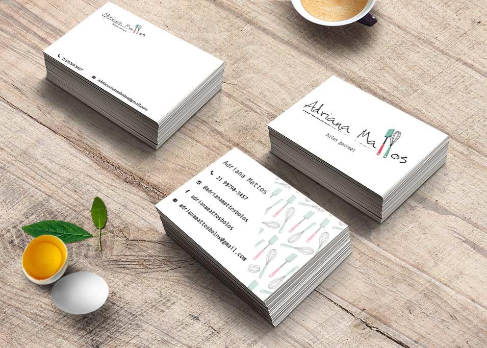 cartões-portifólio-ADRIANA-MATTOS identidade visual- Design a mais