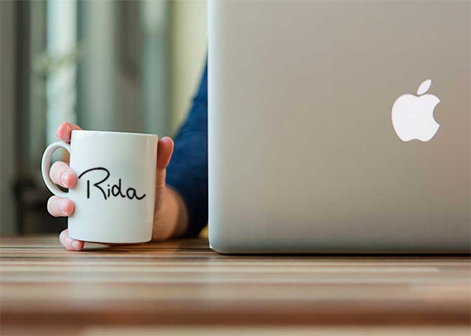 cup-Rida- Desgin a mais